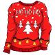 Ho Ho Ho Sweater