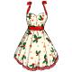 Holly Pin Up Dress