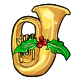 Festive Tuba
