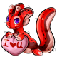 I Heart You Limax Plushie