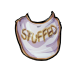 Stuffed Bib