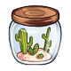 Jar of Cactus