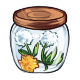 Jar of Dandelions
