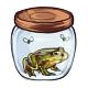 Jar of Frog