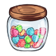 Jar of Gumdrops