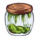 Jar of Moss