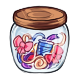 Jar of Ribbons