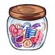 Jar of Ribbons