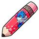 Kujo Jumbo Pencil