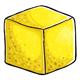 Lemon Sugar Cube