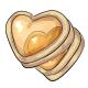 Lemon Heart Cookies