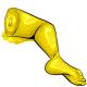 Lemon Gummy Leg