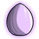 Lilac Glowing Egg