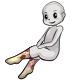 Long Pink Brown Argyle Socks