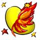 Magic Fire Fairy Bean