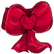 Valentine Bow Bottoms
