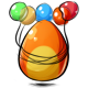 Mango Easter Egg