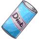 Diet Blue Marapop