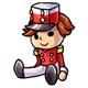 Marching Band Boy Doll