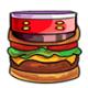 Marching Band Burger