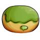 Matcha Cream Doughnut
