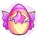 Mermaid Glowing Egg