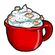 Merry Hot Chocolate