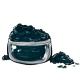 Jewel Green Eye Makeup Powder