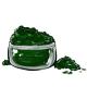 Deep Green Eye Makeup Powder