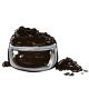 Deep Brown Eye Makeup Powder