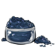 Tumbling Blue Eye Makeup Powder