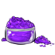 Violet Eye Makeup Powder
