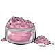 Cupid Pink Eye Makeup Powder