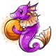 Purple Mina