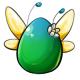 Mini Fairy Easter Egg