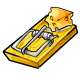 Yellow Mouse Trap