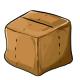 Moving Box Plushie