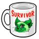Kaala Survivor Mug