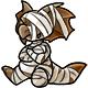 Yakubi Mummy Doll