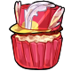 Musical Fairy Cupcake