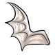 Coconut Gummy Bat Wing
