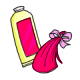 Neon Pink Hair Dye