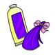 Neon Purple Hair Dye