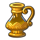 Gilded Pot
