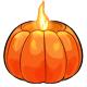 Pumpkin Candle