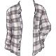 Open Flannel Shirt