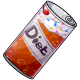 Diet Orange Chocolate Marapop