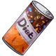 Diet Orange Ice Cream Marapop