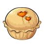 Orange Love Pie