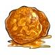 Orange Gummy Brain